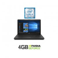 HP 15-DA1018NE CORE i5 RAM 8GB HDD 1TB VGA 4GB