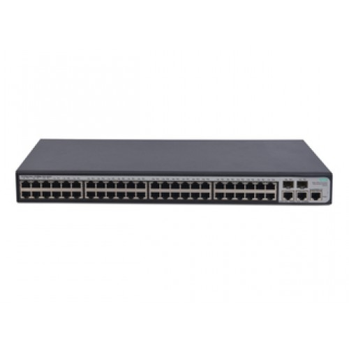 HP 1910 48 Switch 48 10/100 Ports & 2 Giga Ports & 2 SFP