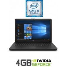 HP 15-DA0091NE Core I5 RAM 8GB HDD 1TB