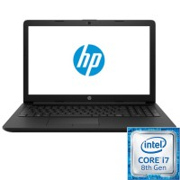 HP 15-DA1015NE Core I7 RAM 8GB HDD 1TB VGA 4GB